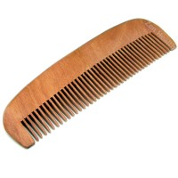 Hair Care - Natural Wooden Pocket Hair Comb