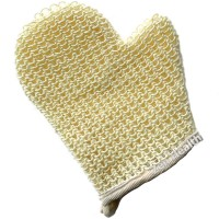Skincare Exfoliating Washing and Cleaning Shower and Bath Glove