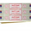 Satya Nag Champa White Sage Incense Sticks