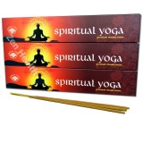 Green Tree Spiritual Yoga Incense Sticks x 3 Packs