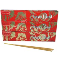 Nandita Dragons Blood Incense Sticks Rare Herbs, Flowers, Resins and Oils
